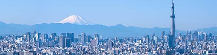 【東京都】の県民性を四字熟語3つで表してみた!